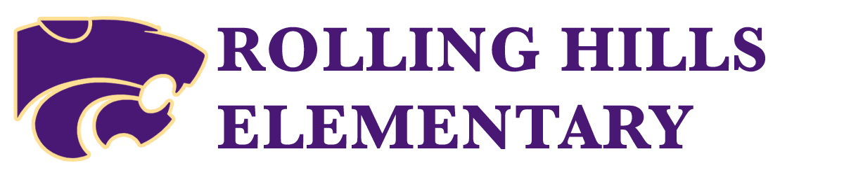 ROLLING HILLS ELEMENTARY Logo