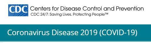 Coronavirus Update - CDC