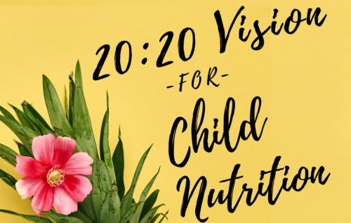 Child Nutrition Summer Conference