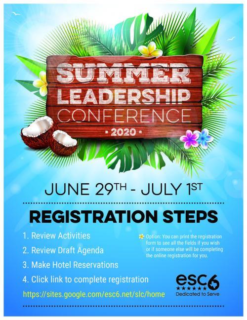 Summer Leadership Conference