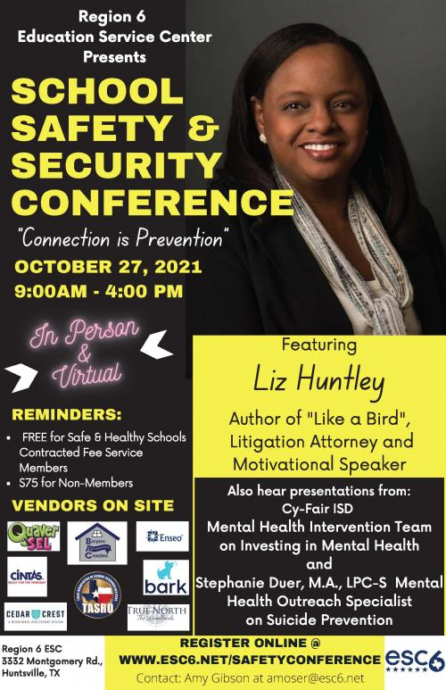 Safety Conference Flyer