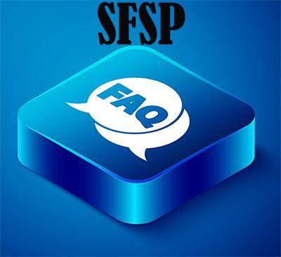 SFSP FAQ