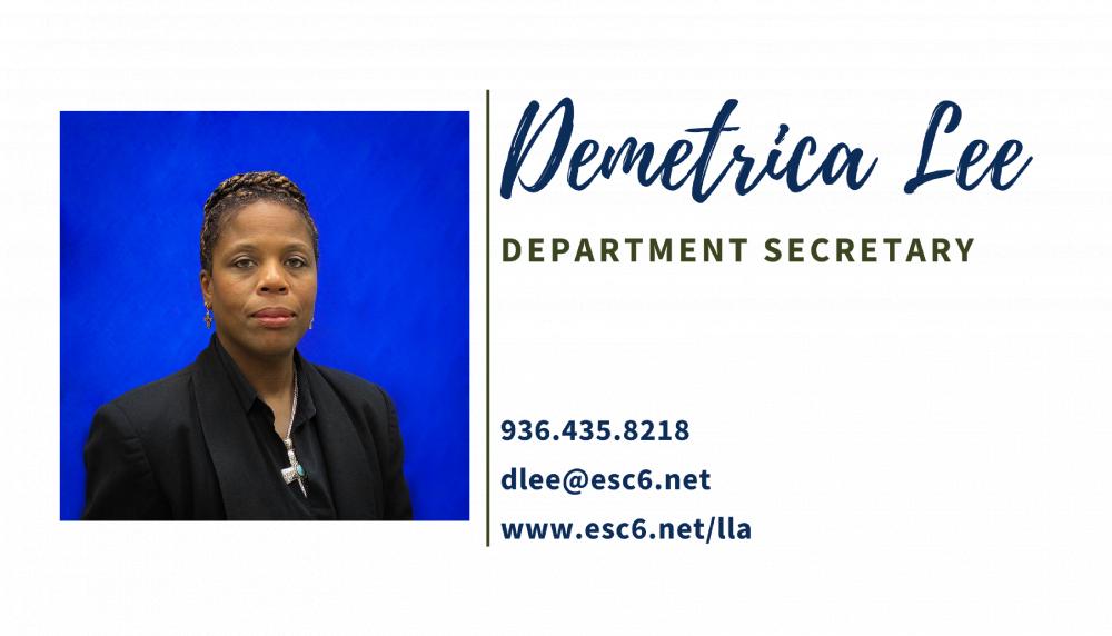 Demetrica Lee