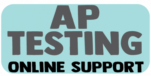 AP Testing Online Support