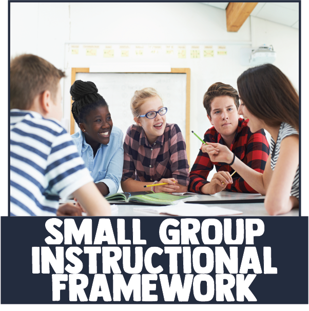 Small Group Instructional Framework