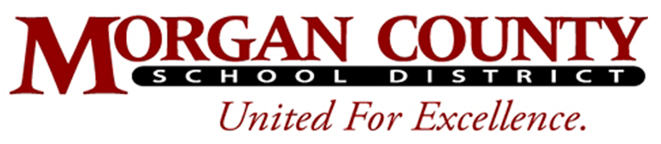Morgan County School District Logo