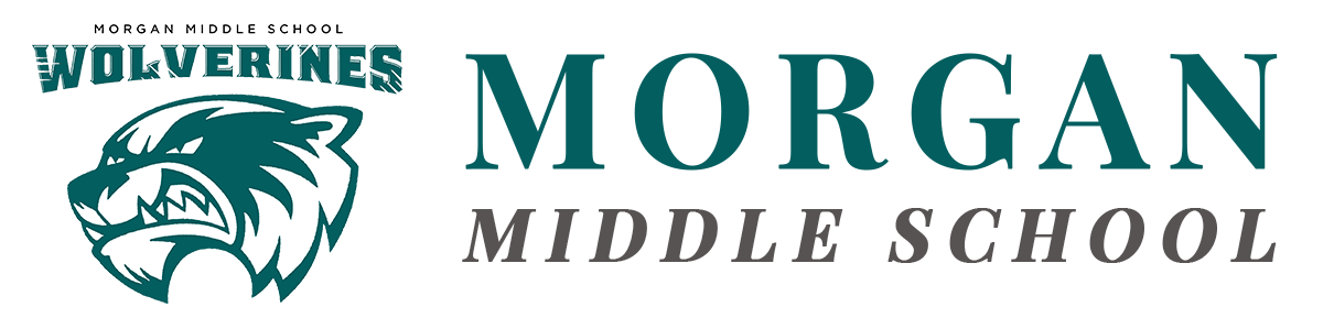 Morgan Middle School Logo