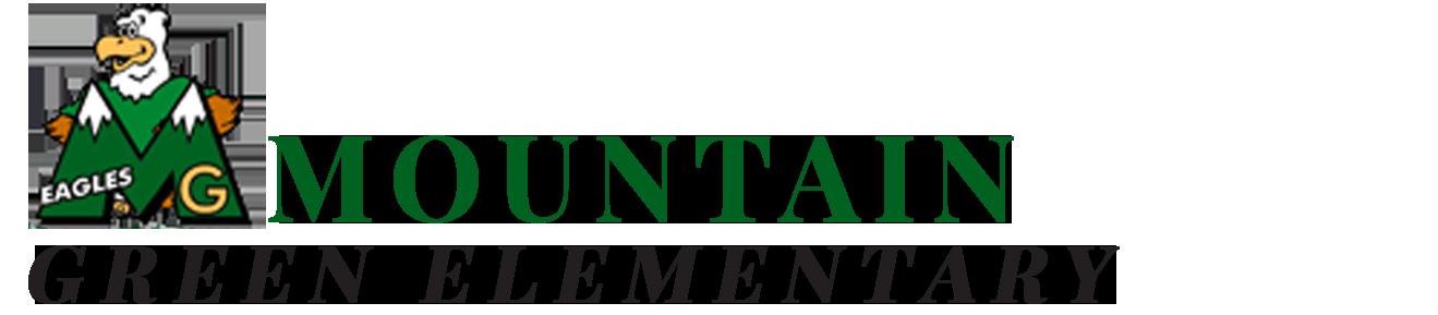 Mountian Green Elementary Logo