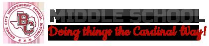 Bridge City ISD Logo
