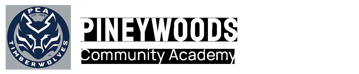 Pineywoods Community Academy Logo