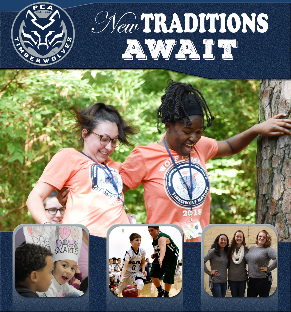 New Traditions Photo Collage