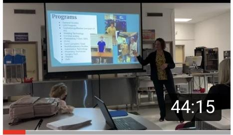 ECHS Parent Presentation