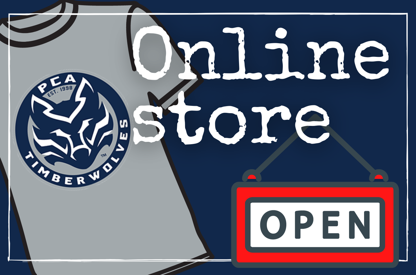 PCA Online Store