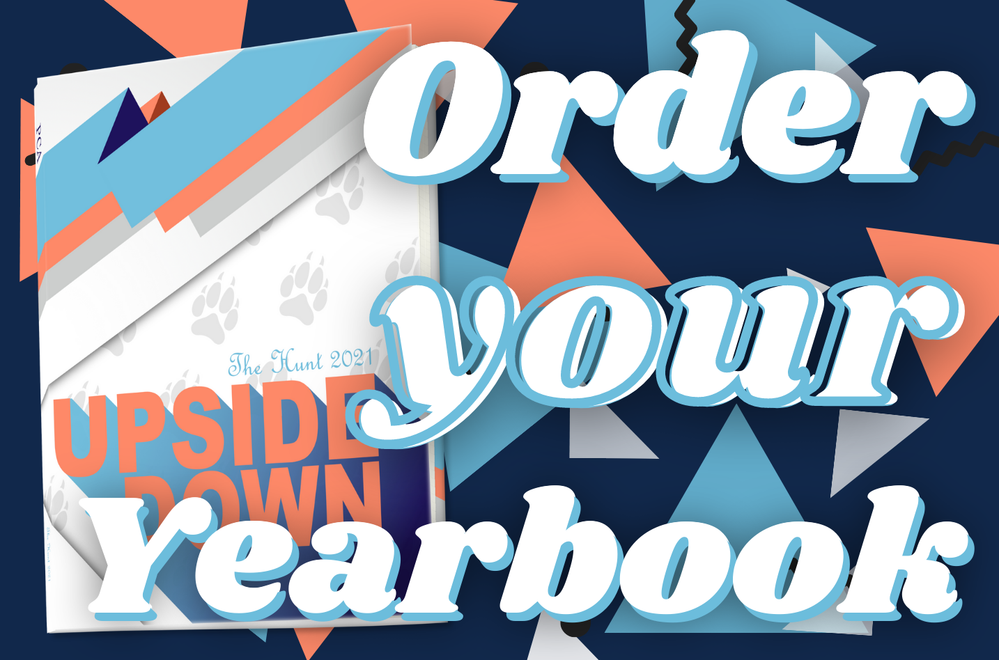 2020-2021 Yearbooks are still available