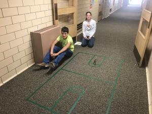 Making GI Joe Basketball Courts - Scale Model Lesson