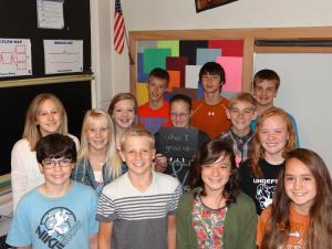 2014-2015 8th Grade Class