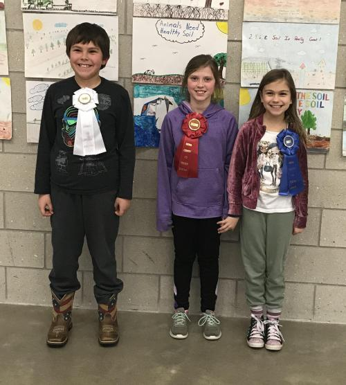 Conservation Poster Winners
