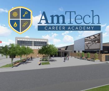 Amarillo Independent School District Unveils Name and Logo of New School