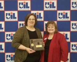 Debate Teacher Receives National Outstanding Educator Award