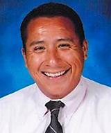 Coronado Elementary School, Principal Ramon Garcia