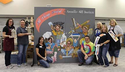 Middle School Art Teachers Staff Development