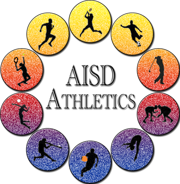 AISD Athletics Graphic