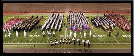 High Plains Marching Band Festival