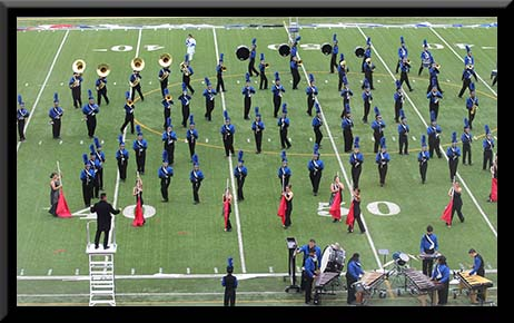 Palo Duro Marching Band