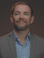 Oak Dale principal Blake Barton