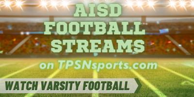 AISD Football Streams graphic