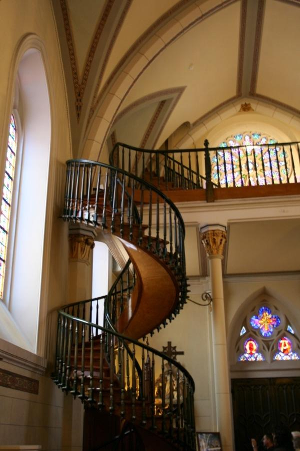 Loretto Chapel In Santa Fe, NM