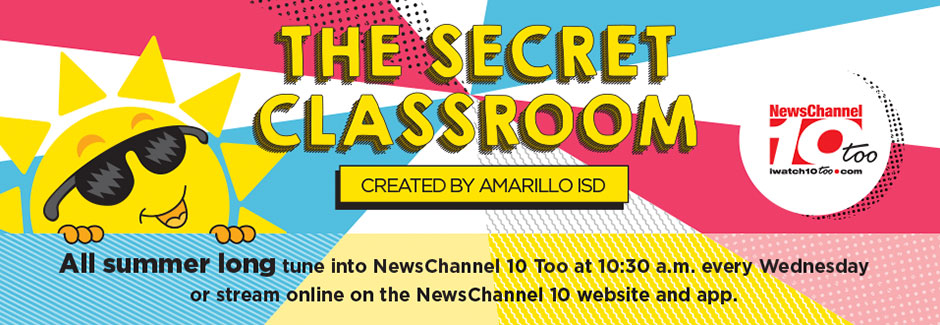 Secret Classroom graphic