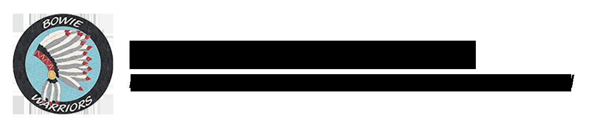 Bowie 6th Grade Campus Logo