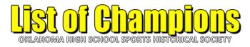 List of Champions