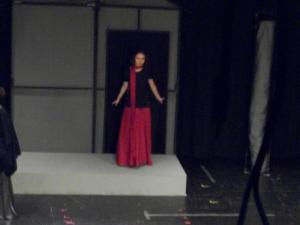 All-star cast member Mary as Medea