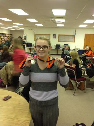 Kelsey-tournament runner-up in prose