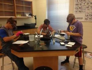 Solubility Lab