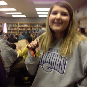 Abby-third in poetry