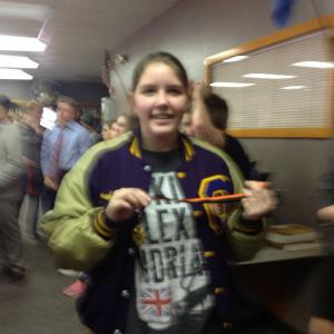 Savannah-1st in Lincoln-Douglas debate and a finalist in prose