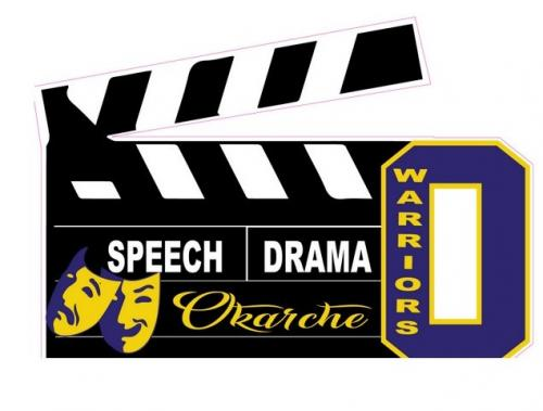 2020 Speech Team Logo