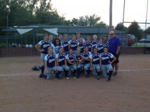 2012 District Champs!