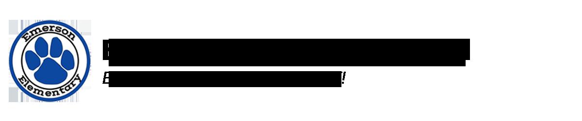Emerson Elementary School Logo