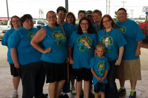 Stillwater Summer Special Olympic Games 2014
