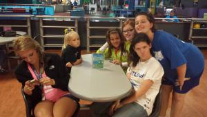 Durant Fall Special Olympic Bowling 2014 (girls)