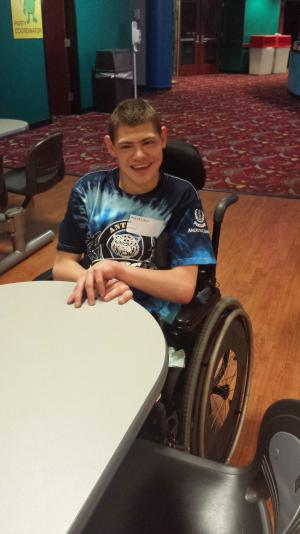 Durant Fall Special Olympic Bowling 2014 (Gage)