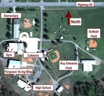 image that helps depict Map of Campus