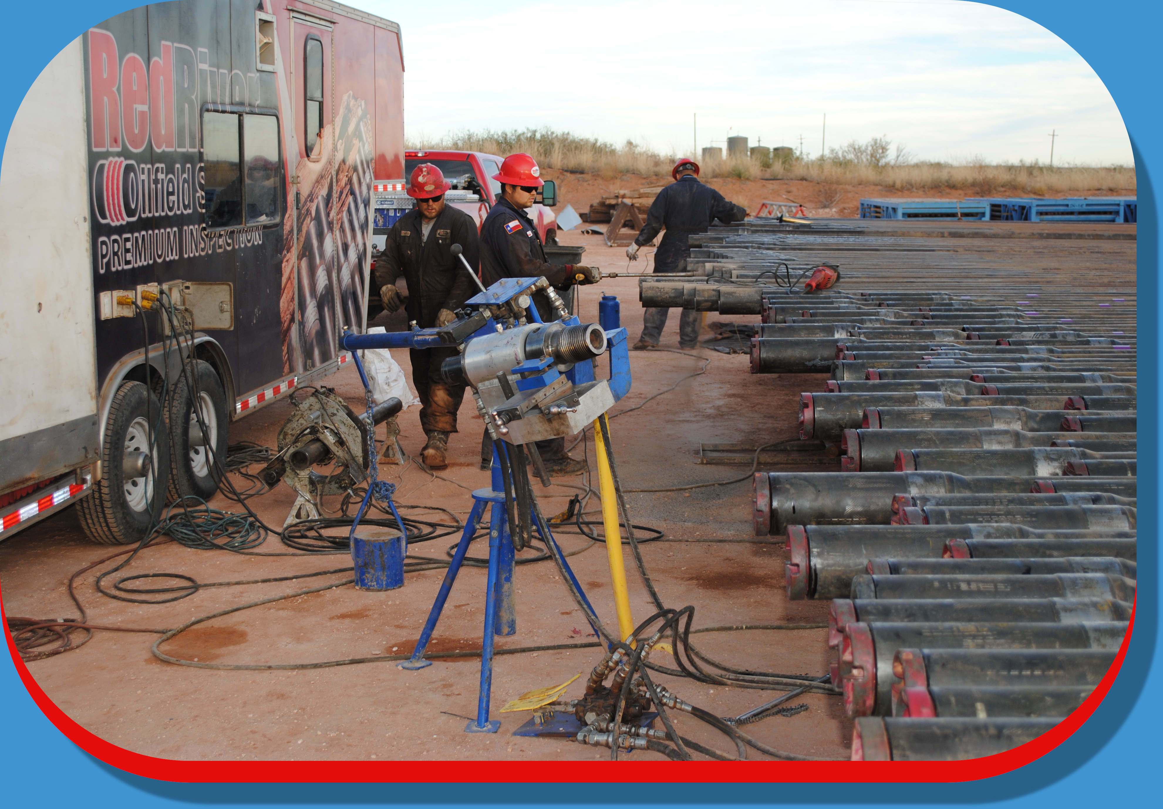 TUBULAR INSPECTION SERVICES