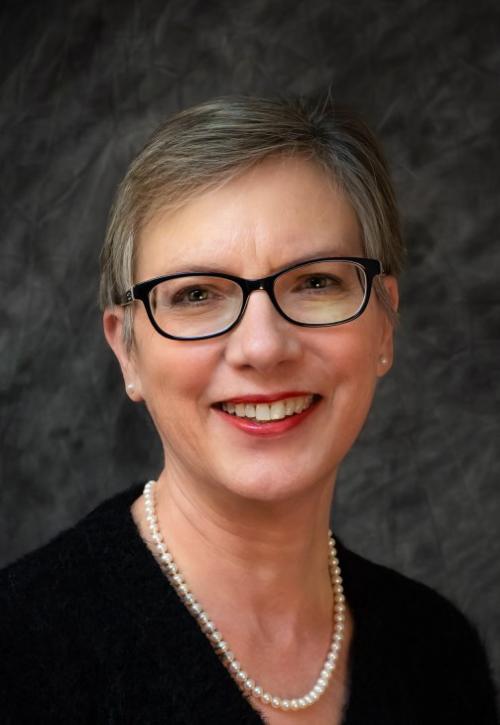 Pam Wiederkehr, OK LWML District President