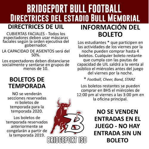 bull guidelines spanish