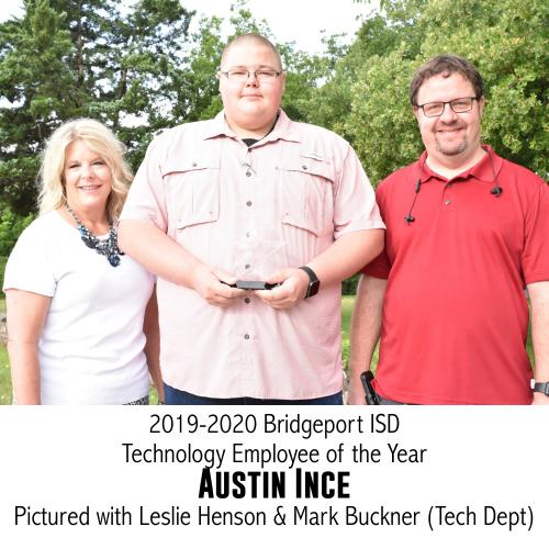 technology staff of the year